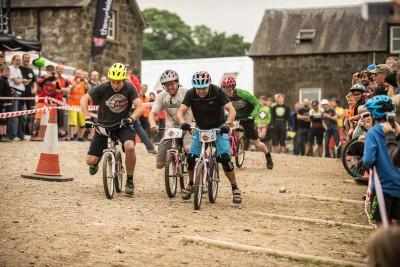 Extreme Balance Bike Racing 2 - COTC 2016